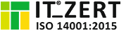 IT Zertifikat ISO 14001