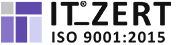 IT Zertifikat ISO 9001