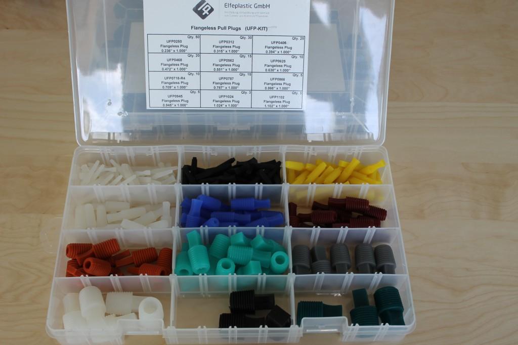 Elfeplastic 187 Masking Sample Kit